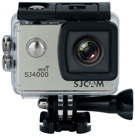Veiksmo kamera Sjcam SJ4000 Wi-Fi Silver