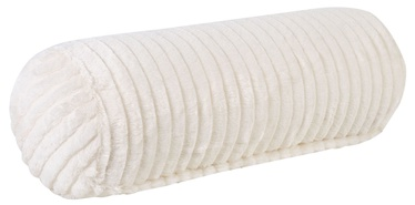 Home4you Soft Me Roll Pillow D18x50cm White