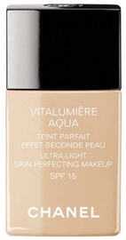 Chanel Vitalumiere Aqua Fluid Ultra-Light Makeup SPF15 30ml 70