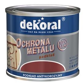 Gruntas Dekoral Unikor C, raudonai rudas 0,5 L