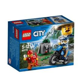 Konstruktor LEGO City, Maastikul tagaajamine 60170