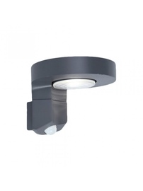 SOLARLAMPA P9067-PIR 2W LED IP44 DG (LUTEC)