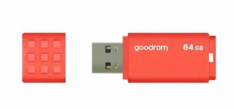 USB-накопитель Goodram UME3-0640O0R11, oранжевый, 64 GB