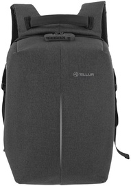 Tellur Antitheft V2 Notebook Backpack 15.6'' Black