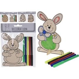 Сувенирная игрушка, многоцветный/