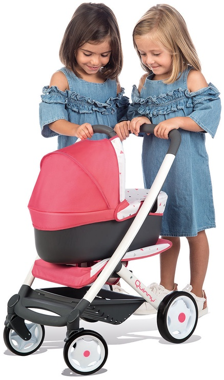 Smoby Quinny 3in1 Trolley Set