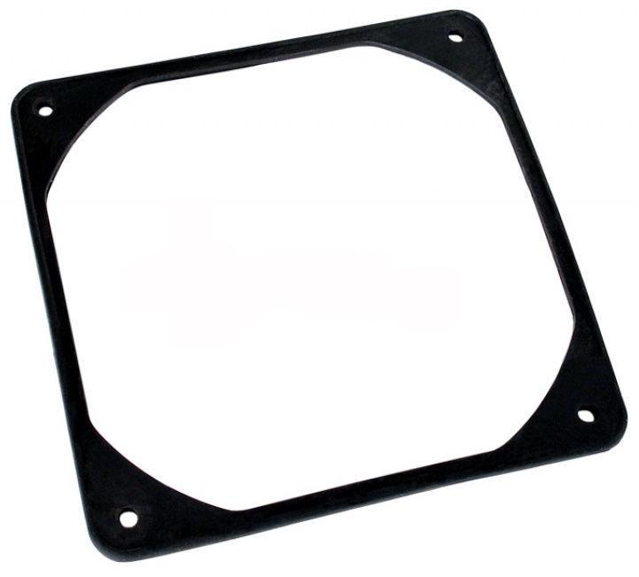 Ohne Hersteller Anti-vibration Fan Frame 92mm Black