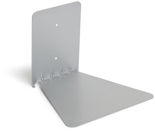 Umbra Conceal Invisible Book Shelf Small Silver