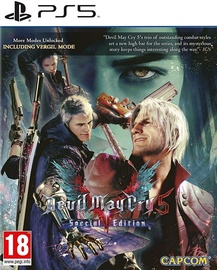 Игра для PlayStation 5 (PS5) Capcom Devil May Cry 5 Special Edition