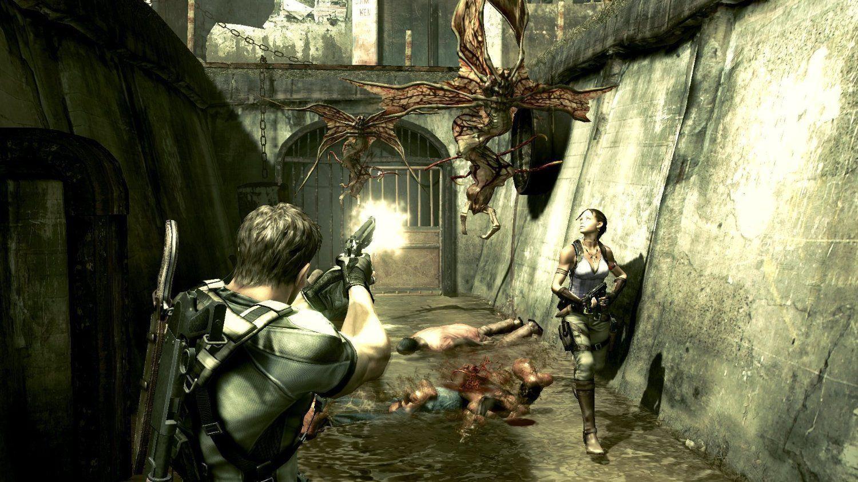 Resident Evil 5 Asian Version PS3 - 1a.lt