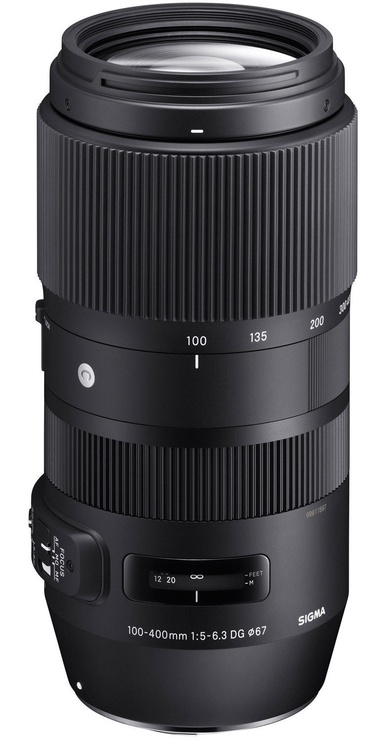 Sigma 100-400mm F5-6.3 DG OS HSM C For Nikon