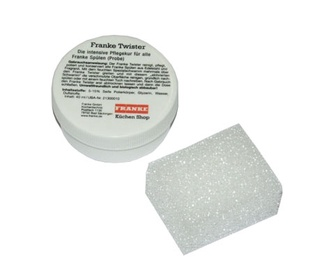 Franke Twister 320 292 Cleaning Paste With Sponge