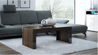 Pro Meble Coffee Table Milano Walnut/Black