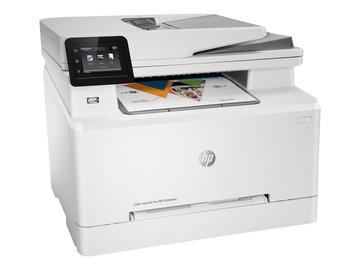 Daugiafunkcis spausdintuvas HP Laserjet MFP M283 FDW, lazerinis, spalvotas