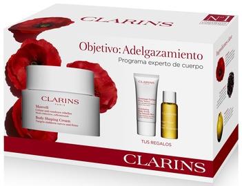 Clarins Body Shaping Cream 3pcs Set 240ml