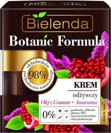 Bielenda Botanic Formula Pomegranate Oil + Amaranth Nourishing Cream Day/Night 50ml