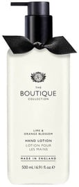 The English Bathing Company Boutique Hand Lotion 500ml Lime & Orange Blossom