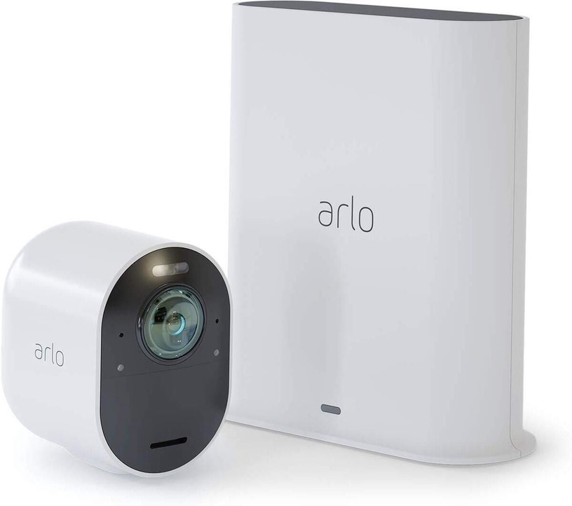 Arlo Ultra Smart Home Security Camera Set of 3