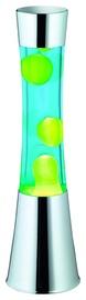 Galda lampa Trio Reality Lava R5055 35W, zaļa