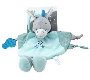 Axiom Cuddly Milus Donkey Mint 25cm