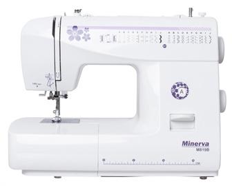 Õmblusmasin Minerva M819B, elektrimehhaaniline