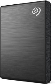 Жесткий диск Seagate One Touch USB-C, HDD, 1 TB, черный