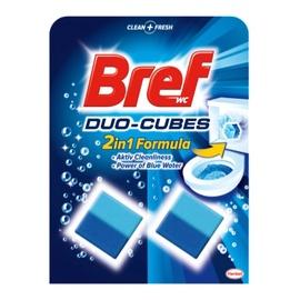 Unitazų kubeliai Bref 2 in 1, 2 vnt.