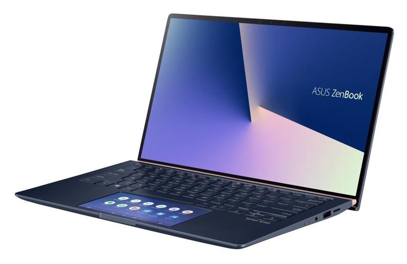 "Nešiojamas kompiuteris Asus Zenbook UX434FLC-A5353T Intel® Core™ i5, 8GB/256GB, 14"""