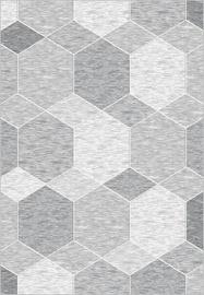 Kilimas Domoletti Crystal 989-0911-6254, pilkas, 230x160 cm