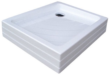 Ravak Aneta PU Shower Tray White