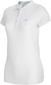 4F Women's T-shirt Polo NOSH4-TSD007-10S M