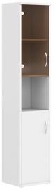 Skyland Imago Office Cabinet SU-1.4 Left White