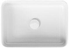 Раковина Cersanit Crea K114-001 Washbasin 495x345mm White