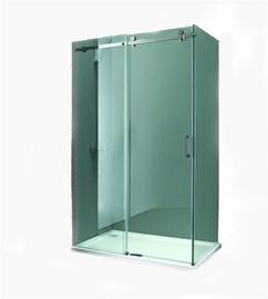 Stačiakampė dušo kabina Novito MSS312L, 120x80x200 cm, be padėklo