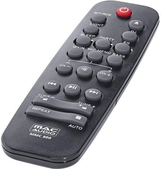 Muusikakeskus MAC AUDIO MMC 800