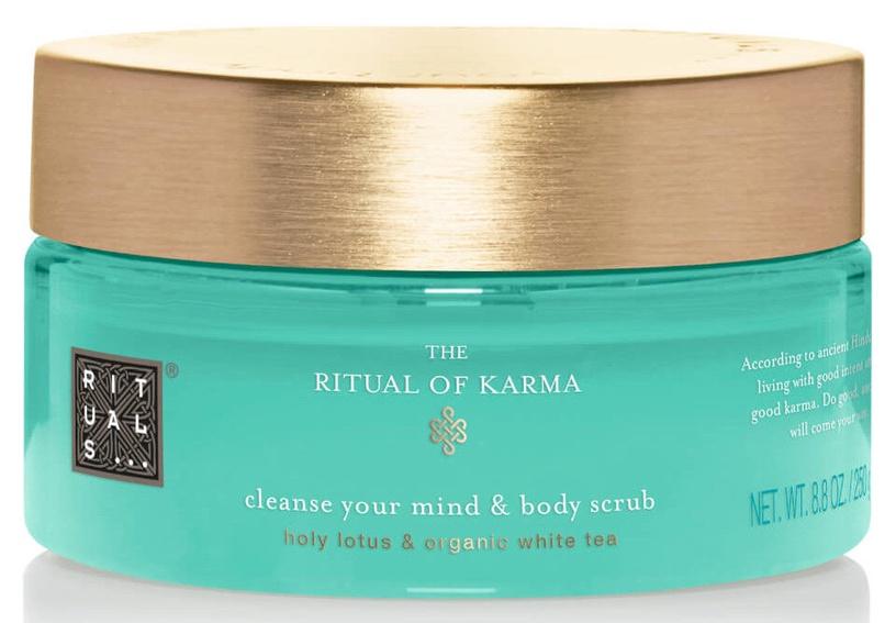 Скраб для тела Rituals Karma Cleanse Your Mind & Body, 250 г
