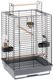 Ferplast Max 4 Bird Cage Black