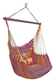 Home4you Dry Leaves Handmade Swing Chair Brown
