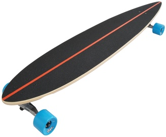 No Rules Original Longboard Black / Blue