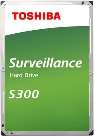 Toshiba S300 Surveillance Hard Drive 4TB 7200RPM 128MB HDWT140UZSVA