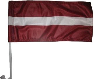 Proton Car Flag LV