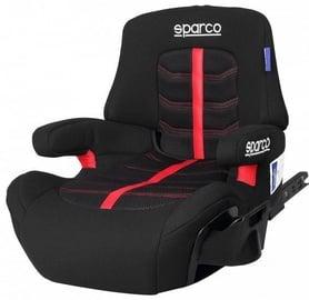 Automobilinė kėdutė Sparco SK900i Black Red, 22 - 36 kg