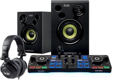 Hercules DJ Control Starter Kit