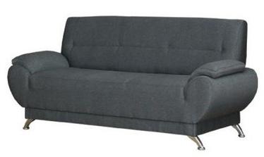 Dīvāns Bodzio Livonia 3 Gray, 184 x 76 x 89 cm
