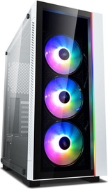 Deepcool GamerStorm Matrexx 55 V3 ADD-RGB E-ATX Mid-Tower White + 3fans