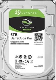 Seagate BarraCuda Pro 6TB 7200RPM SATAIII 256MB ST6000DM004