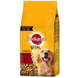 Šunų ėdalas Pedigree Adult, 15 kg.