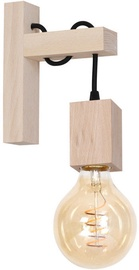 Milagro Jack MLP 581 Wall Lamp Brown 40W E27