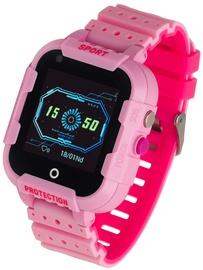 Išmanioji apyrankė Garett Kids 4G Pink