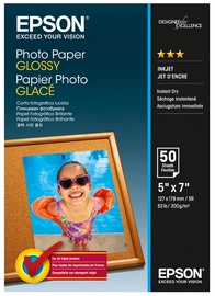 Epson Photo Paper 127 x 178 Matte 50 Pages